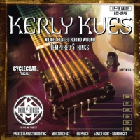 KERLY KQX-0946 Kues Nickel Plated Steel Tempered