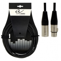ALPHA AUDIO Pro Line XLR(m) - XLR(f) Neutric 6
