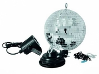 EUROLITE Mirror Ball 20 cm SET LED 6000K