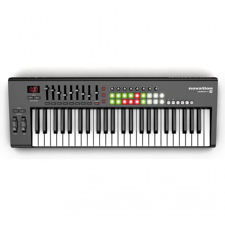 Обзор midi клавиатур