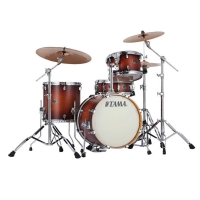TAMA VP52KRS-ABR SILVERSTAR CUSTOM ANTIQUE BROWN BURST
