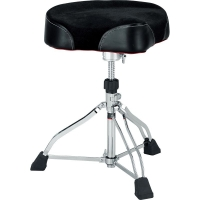 ​TAMA HT530BC Wide Rider Drum Throne (Cloth Top)