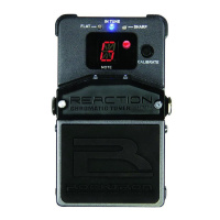 Rocktron Reaction Chromatic Tuner