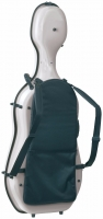 GEWA Idea comfort cello case carrying system
