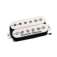 SEYMOUR DUNCAN SH-4B JB MODEL WHITE
