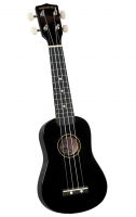 Diamond Head DU-100 BK Soprano Ukulele