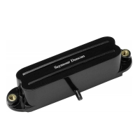 SEYMOUR DUNCAN SHR-1B HOT RAILS FOR STRAT BLACK