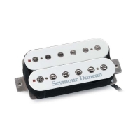 Seymour Duncan SH-6B DUNCAN DISTORTION BRIDGE WHITE