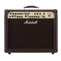 MARSHALL AS100D 100W 2X8 ACOUSTIC SOLOIST COMBO