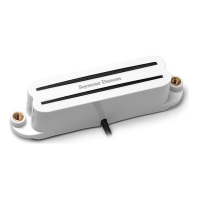 SEYMOUR DUNCAN SHR-1B HOT RAILS FOR STRAT WHITE