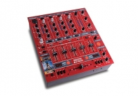 DJ-TECH DDM3000 4 CHANNEL DJ MIXER WITH 8 BPM SYNC DSP EFFECTS