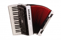 HOHNER The New Bravo III 96 A16711 white