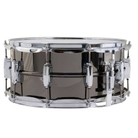 "Ludwig LB417 14""*6.5"" Black Beauty series"