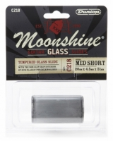 DUNLOP C218 Moonshine Glass Med Short Heavy Wall RS 10 1/4