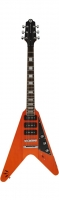 REVEREND Signature Ron Asheton Orange