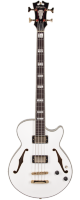 D'Angelico Excel EX-BASS-WH