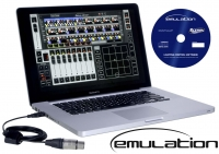 Elation EmuLATION-DMX software