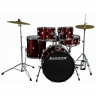 LUDWIG LC175 (4) Accent CS Combo Wine Red