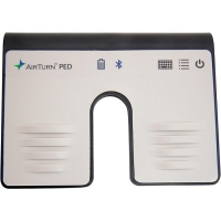 AIRTURN PED PRO DUAL BLUETOOTH 4 WIRELESS PEDAL CONTROLLER RECHARGE BT