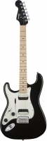 Fender Squier Contemporary Stratocaster HH Left-Handed Black Metallic