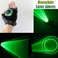 X-Laser Rotable Laser Gloves
