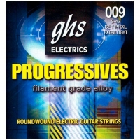 GHS PRXL Progressives Extra Light 9-42
