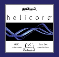 D'Addario H610-3/4M Helicore Orchestral 3/4