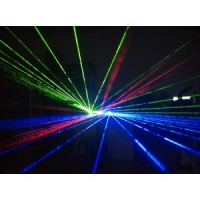 X-Laser Night Vision RGB