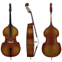 Gewa Double Bass Allegro Tyrolean mechanics 3/4