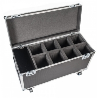 CHARMING LED Storm Falling Star Light FLIGHT CASE