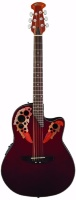 APPLAUSE AE44II-RR Mid Cutaway Ruby Red