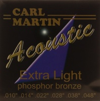 CARL MARTIN Acoustic (Hot Folk) L Bronze