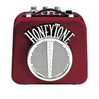 Danelectro N10 Burgundy Honey Tone Mini