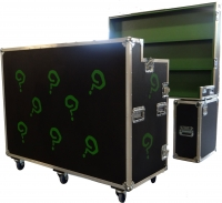 CHARMING LED X Magic Bar FLIGHT CASE