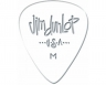 DUNLOP 4830-01 Genuine Celluloid White Classics