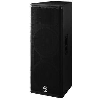 Двухполосная активная акустическая система 1300 Вт Yamaha DSR-215 – купить в Салехарде в интернет-магазине МУЗАККОРД