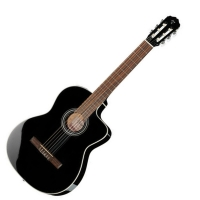 Takamine G-Series Classical GC1-BLK