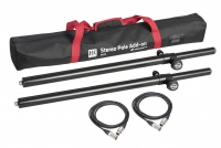HK AUDIO K&M Stereo Pole Add On M20 XLR