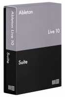 Ableton Live 10 Suite Edition UPG from Live Intro