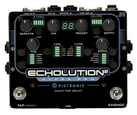 PIGTRONIX E2U Echolution 2 Ultra Pro Delay