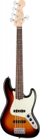 FENDER AM PRO JAZZ BASS V RW 3TS