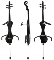GEWA E-CELLO NOVITA BLACK