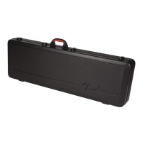 Fender ABS Molded P/J Bass Case