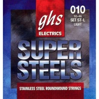 GHS ST-L Light Super Steels Electrics 10-46
