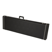 Fender Jazz Bass Multi-Fit Hardshell Case Standard Black