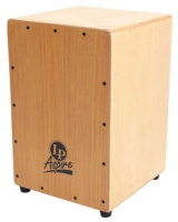 Latin Percussion LPA1331 Aspire Natural Wire Cajon