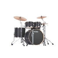 TAMA ML52HZBNS-FBK SUPERSTAR HYPER-DRIVE MAPLE CUSTOM Flat Black