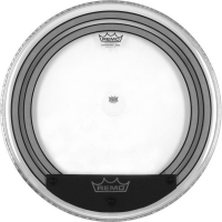 REMO POWERSONIC PW-1324-00 BASS CLEAR 24''