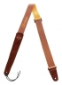 TAYLOR 66500 GS mini Guitar Strap Brown Suede/Brown
