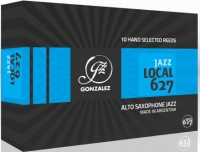 Gonzalez Reeds Alto Saxophone Local Jazz 4 1/2